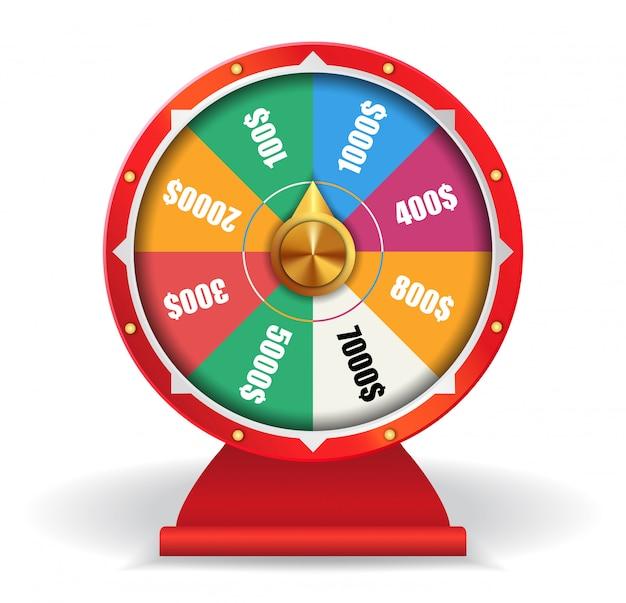 Roulette grön VegasHero - 45048
