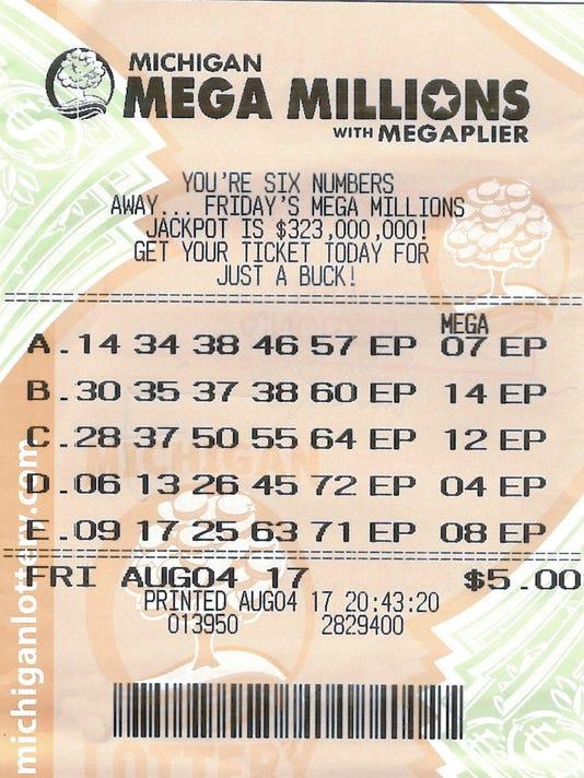 Mega millions - 13374