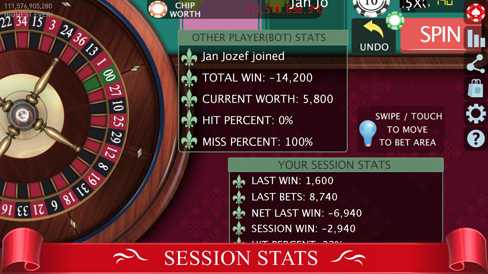 Gratis roulette - 85372