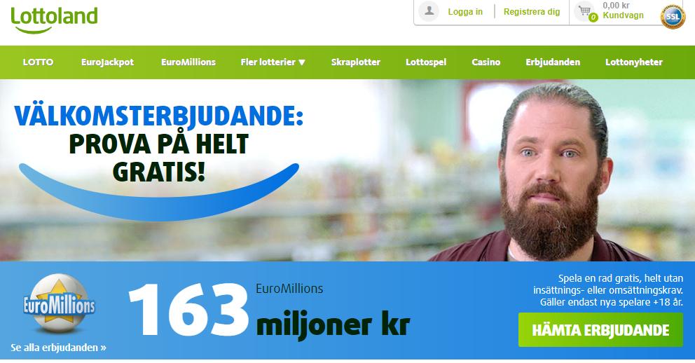 Miljardvinst lotto - 30053
