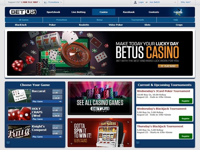 Casino provspela betting - 88965