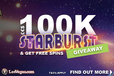 Free spins giveaway - 38311