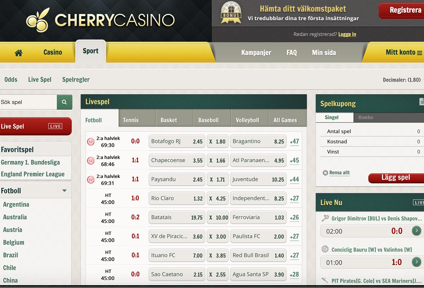 Odds casino trustly - 90641