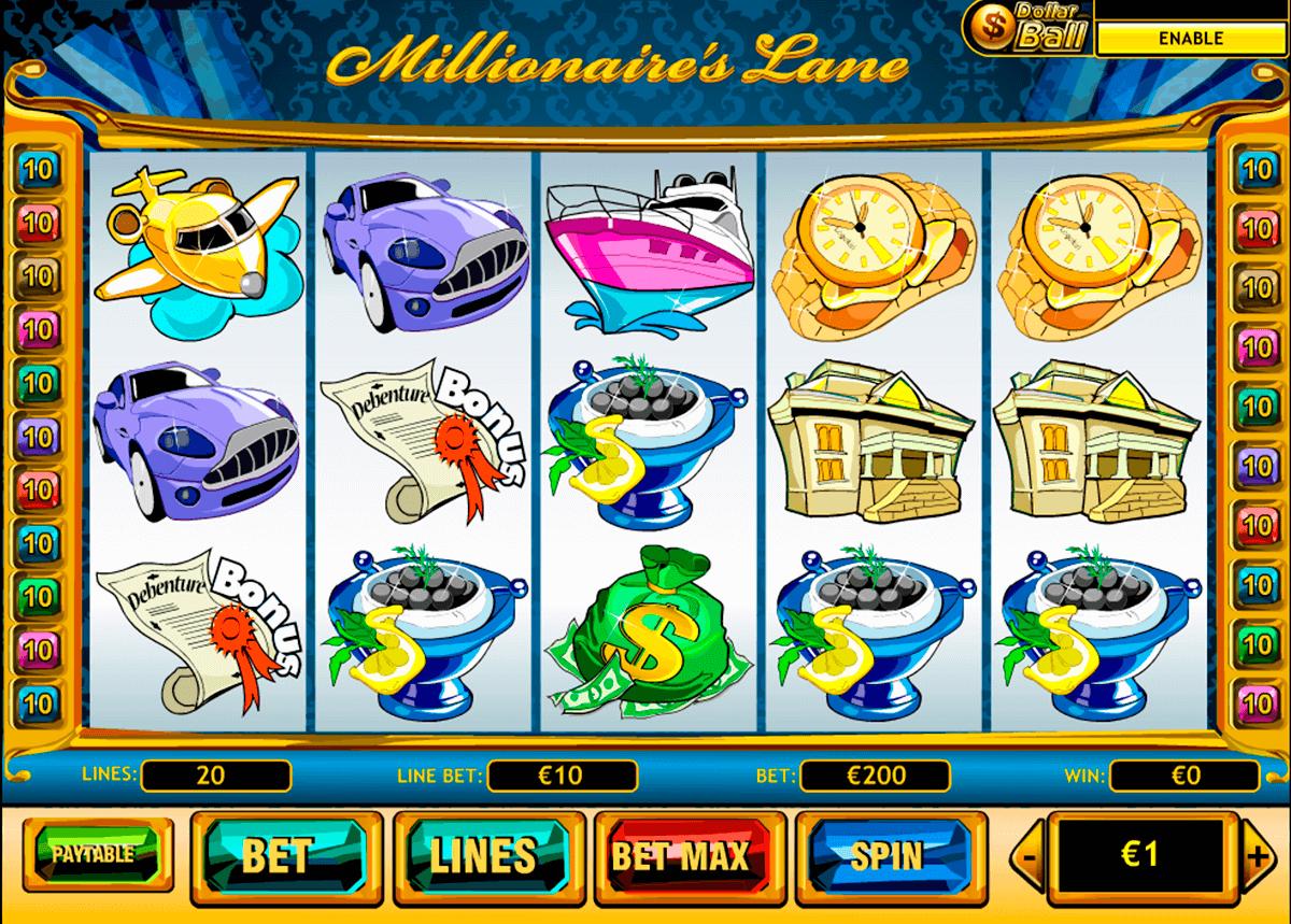 Nya Millionaire Lane - 28847