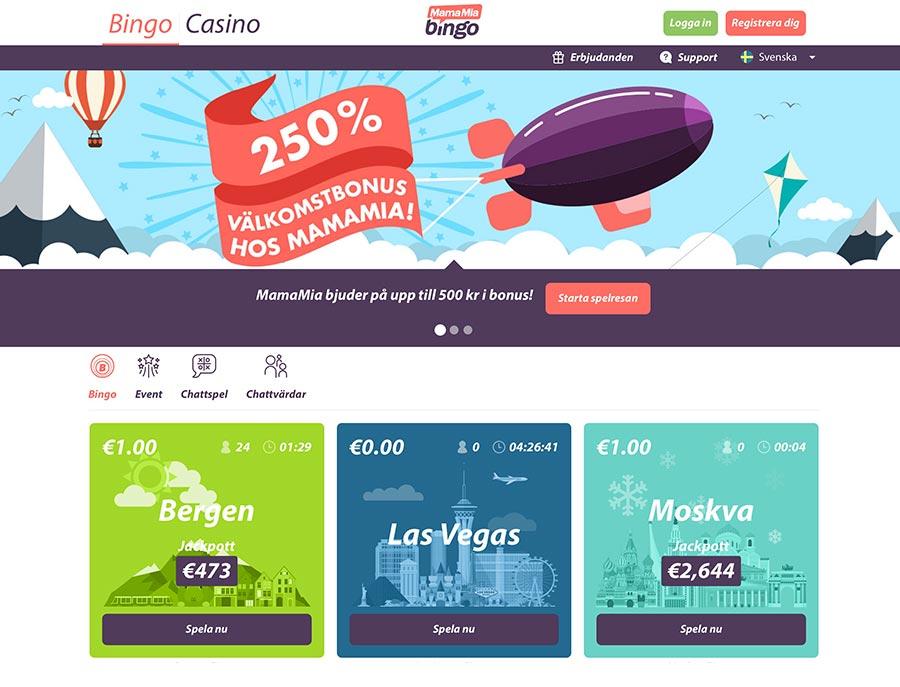 Stickprovsundersökning bingo bonus - 59945