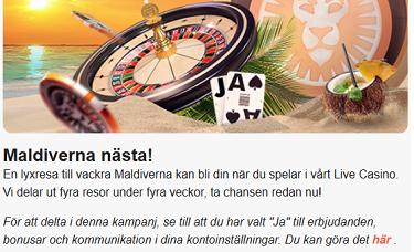 Casino faktura - 97462