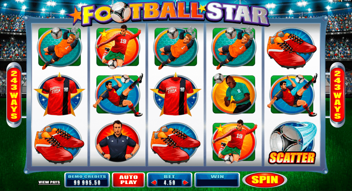 Video Football Stars - 46641