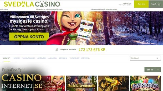 Välkomstbonus casino - 23000