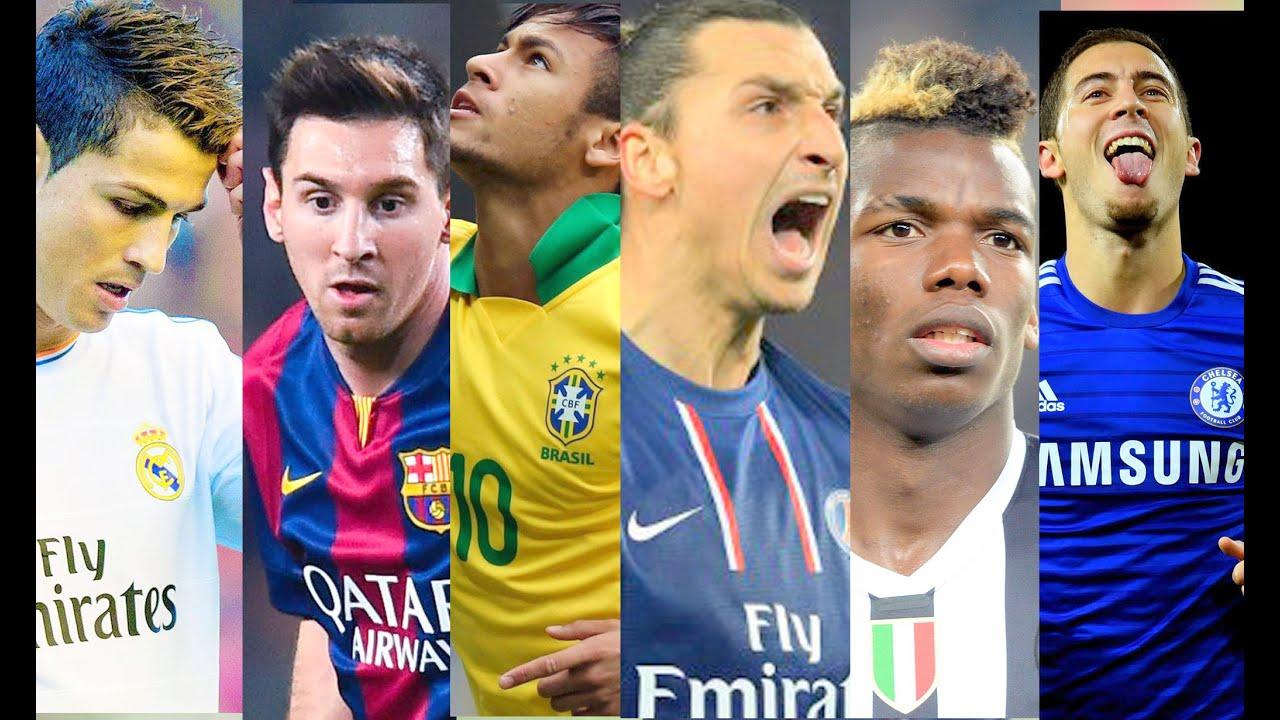 Top football stars - 17969