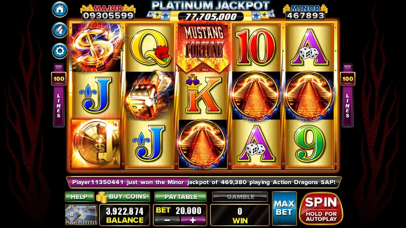 Casino med - 12762