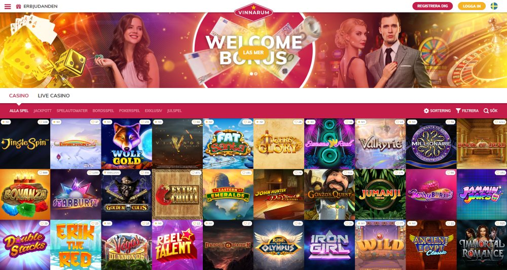 Casino sites recension - 23769