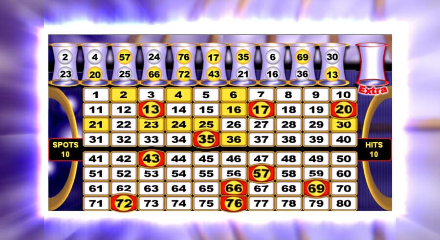 Vanligaste nummer lotto - 76426