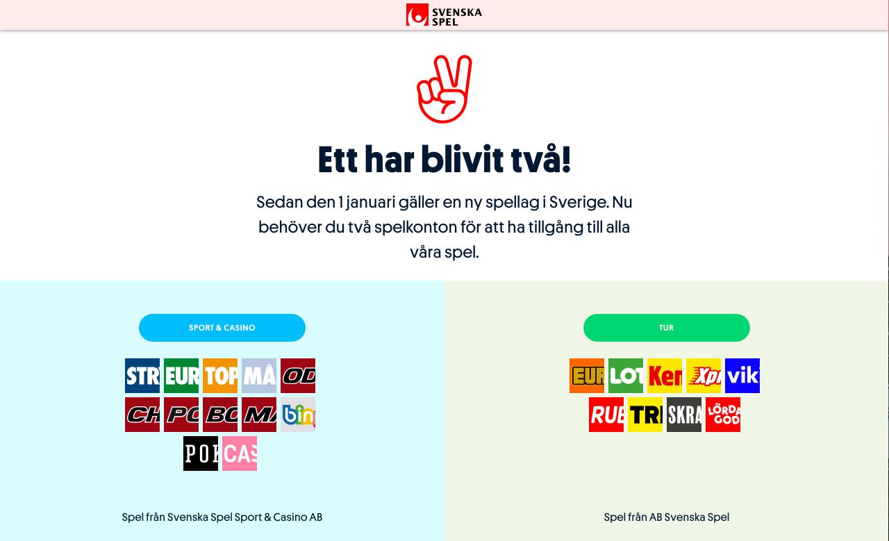 Svenska spel - 32246