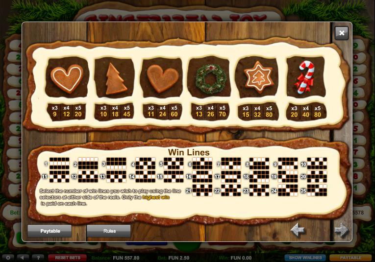 www Gingerbread - 40875