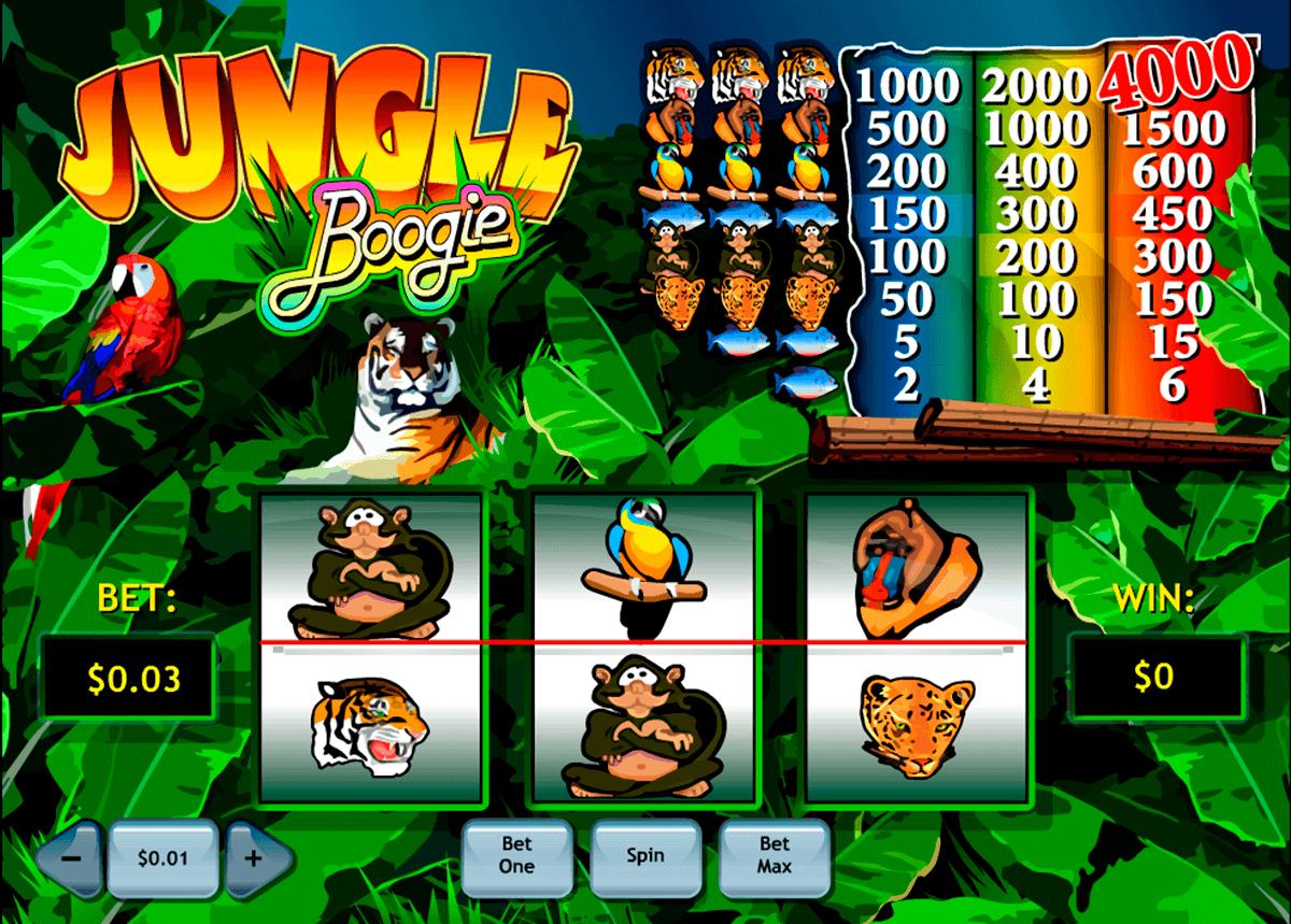 Sweden Jungle Boogie - 23700