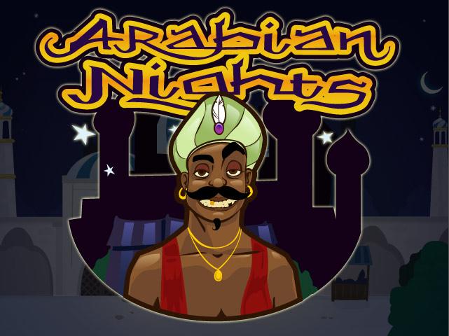 Arabian nights slot - 44110