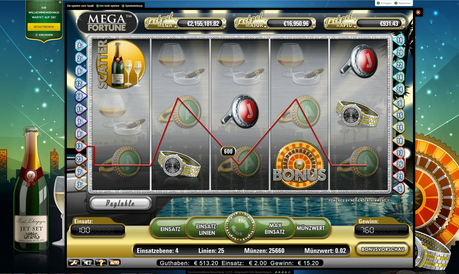 Japan Test casino - 70822
