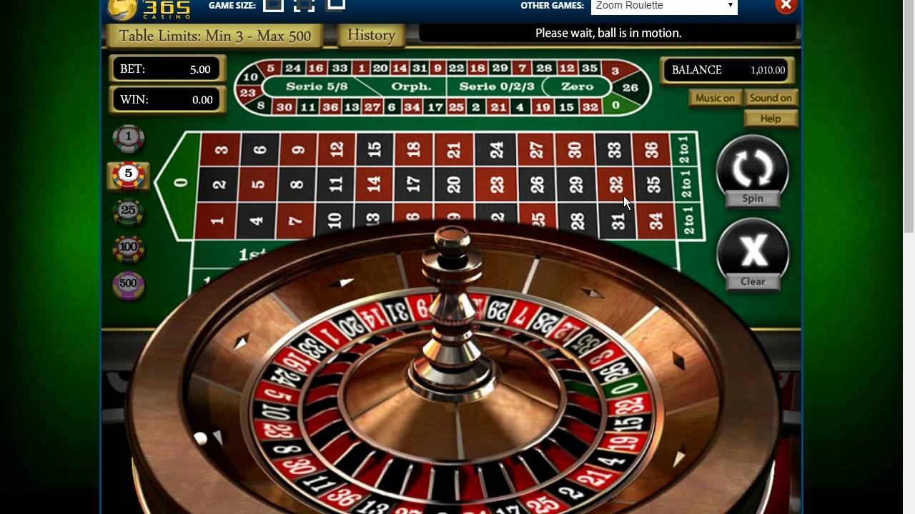 Best casinos roulette - 26738
