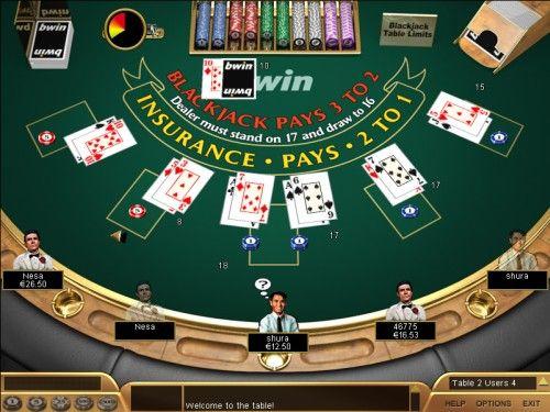 Blackjack strategin Booming - 39302