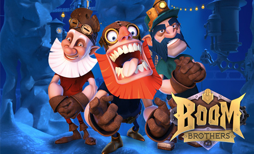 Boom Brothers - 85029
