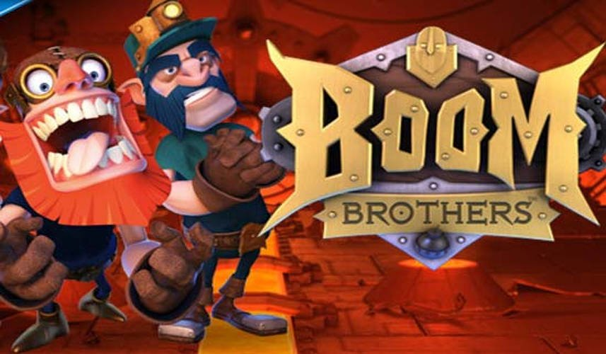 Boom Brothers slot - 96164