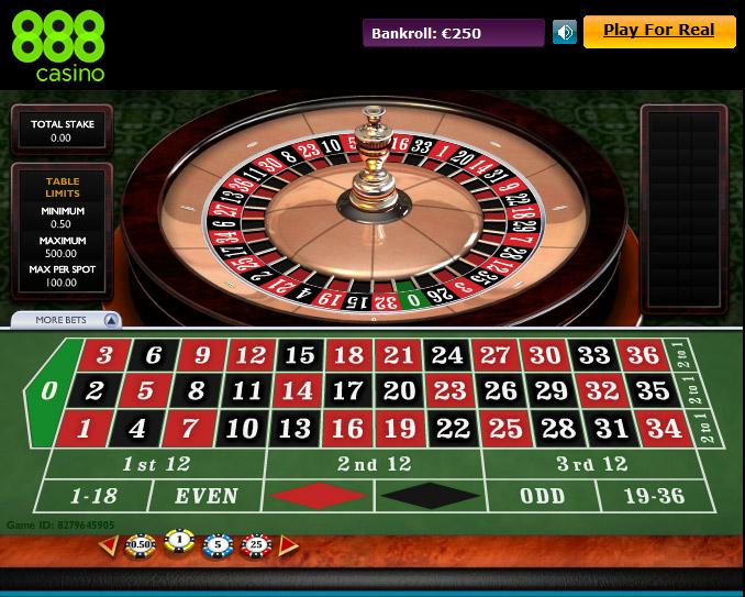 Gratis roulette bonus - 69500