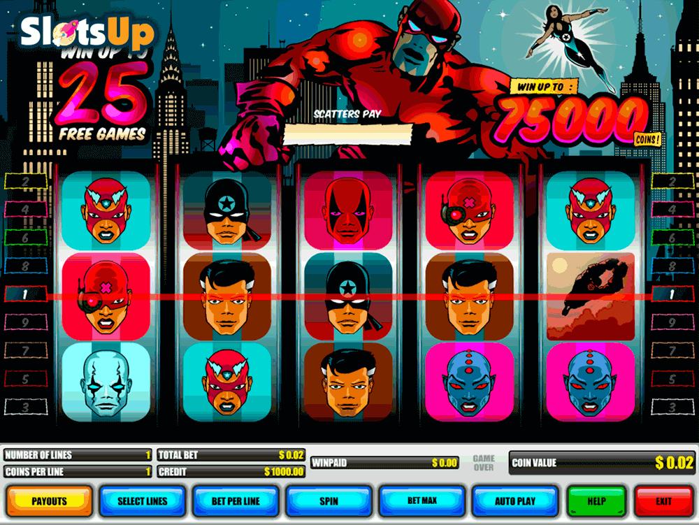 Casino heroes recension - 11661