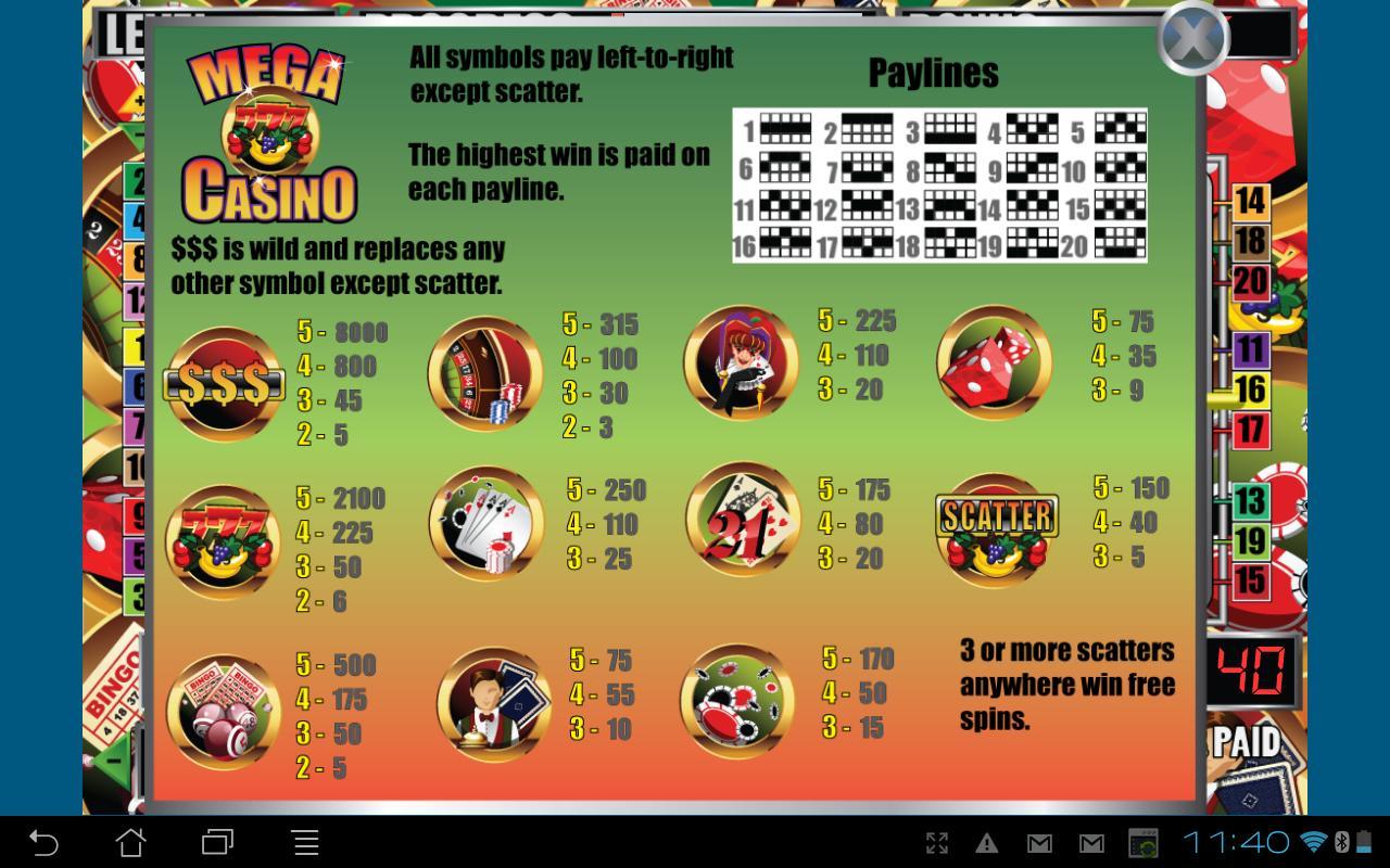 Casino med bonuskod - 53624