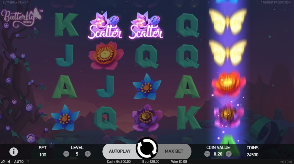 Casino sites Butterfly - 77133