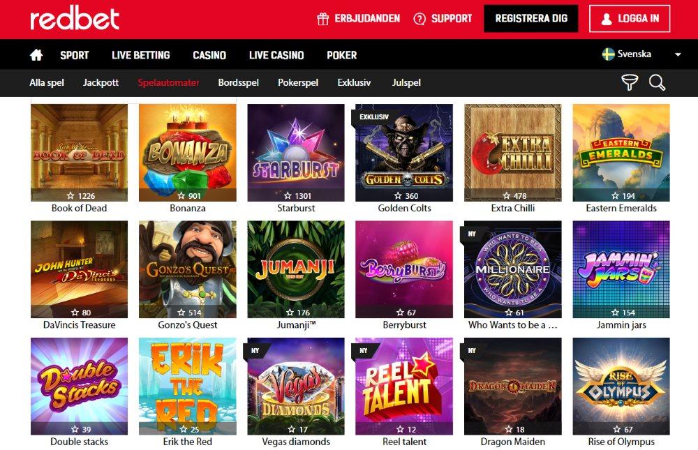 Casino sites recension - 5730