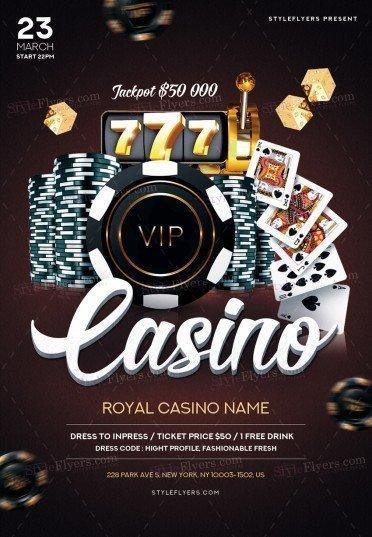 Casino Skön design - 65141