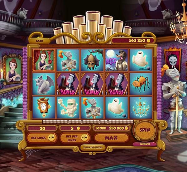 Casino Skön design - 21534