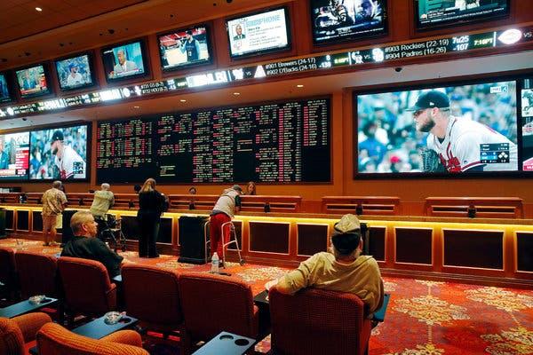 Casino sport betting - 52363
