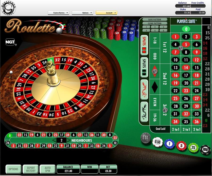Casino utanför - 62407