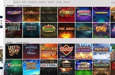 Casinospel top 10 - 40275
