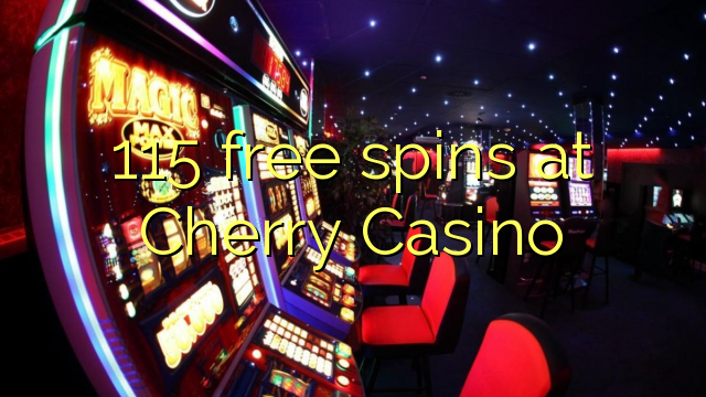 Cherry casino spins - 90879