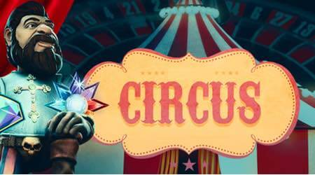Circus free spins - 77490