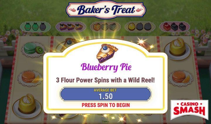 Snabbspel casino Baker - 25664