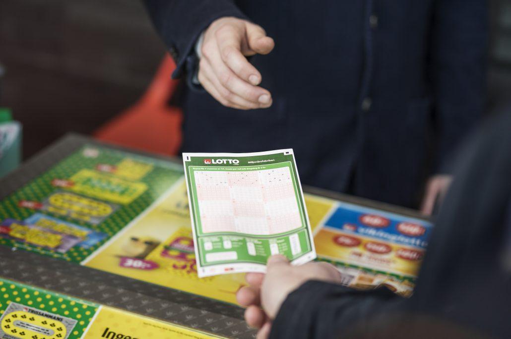 Svenska spel - 98161