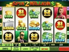 Spin 2 Million - 75789