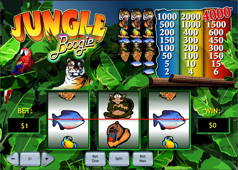Sweden Jungle - 65250