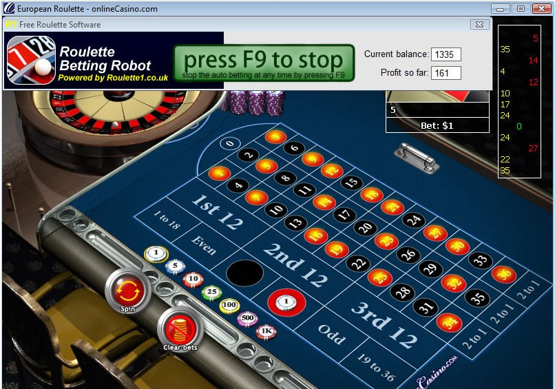 Free roulette - 50851