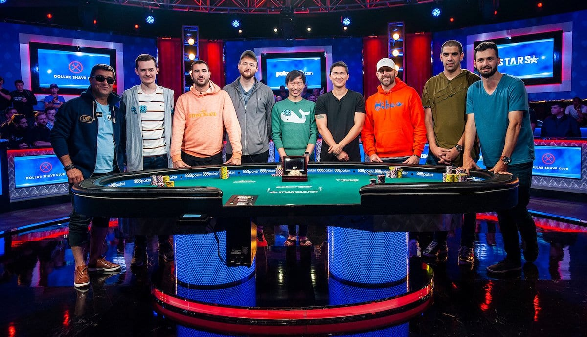 WSOP 2019 - 69406