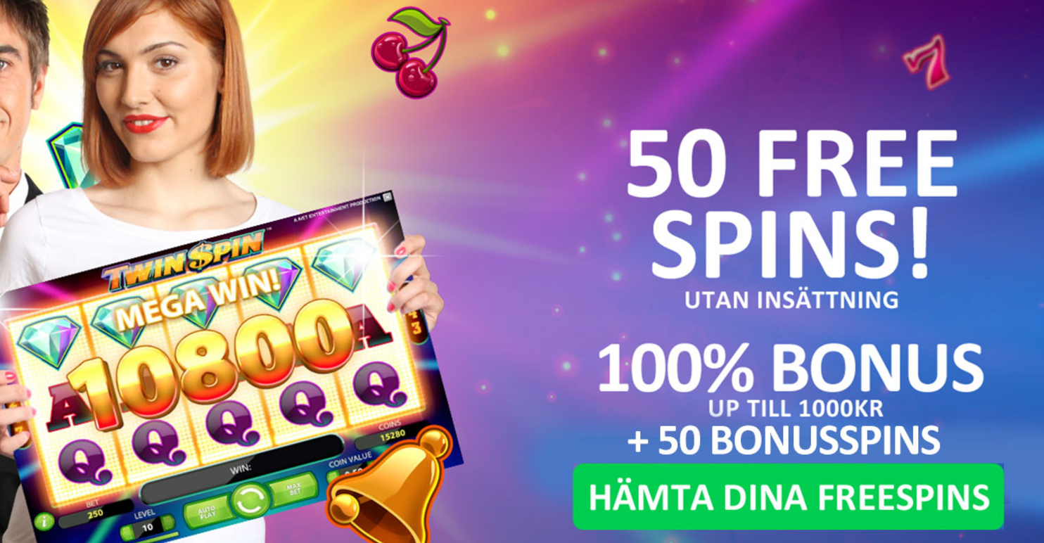 Free spins - 21190