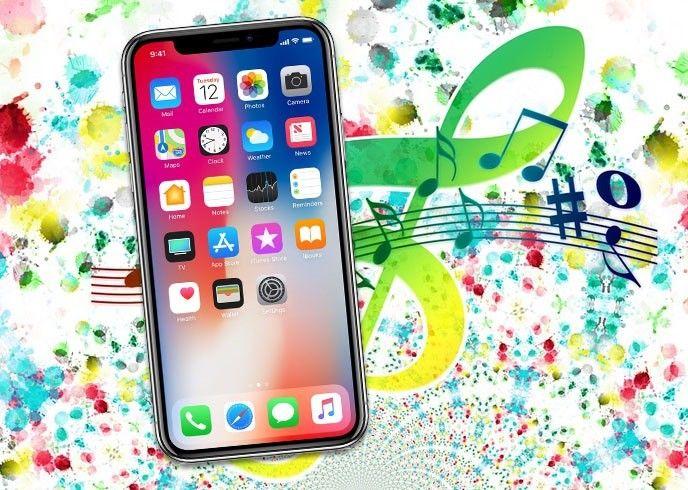 Få en iphone - 55460