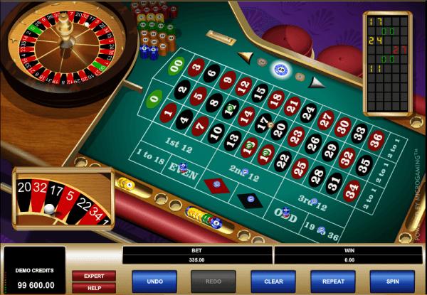 Bästa roulette - 77579