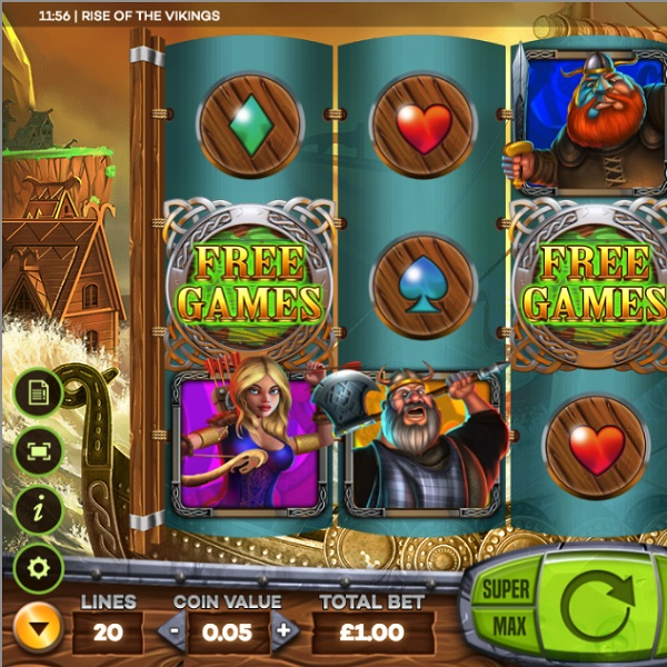 Free spins - 35942