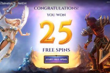 Free spins på - 69234