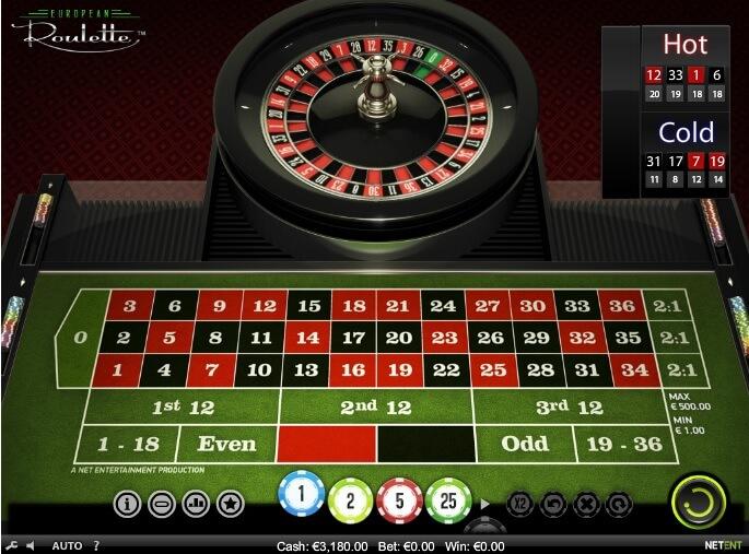 Gratis roulette - 55172
