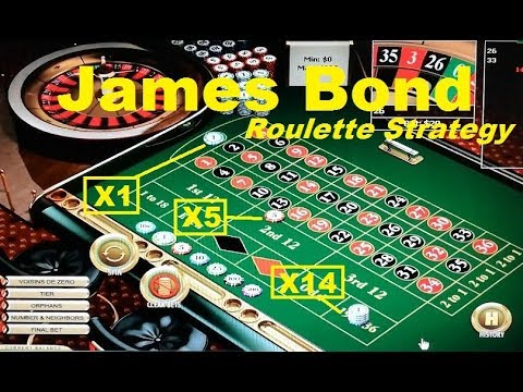 James bond strategy - 70334